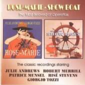 ANDREWS JULIE/ROBERT MER  - CD SHOW BOAT - ROSE-MARIE