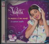 VARIOUS  - CD+DVD VIOLETTA -CD+DVD [DELUXE]