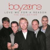 BOYZONE  - CD LOVE ME FOR A REASON