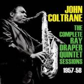 COLTRANE JOHN  - CD COMPLETE RAY DRAPER..