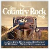 VARIOUS  - CD NEW COUNTRY ROCK VOL. 8