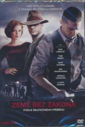 - DVD ZEME BEZ ZAKONA