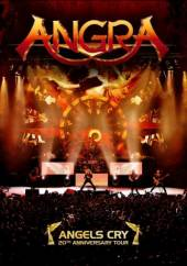 ANGRA  - DVD ANGELS CRY-20TH ANNIVERSARY TOUR