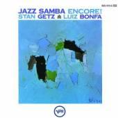 GETZ STAN/LUIZ BONFA  - CD JAZZ SAMBA ENCORE