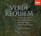 ABBADO CLAUDIO  - 2xCD VERDI: MESSA DI REQUIEM
