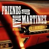 FRIENDS OF DEAN MARTINEZ  - CD RETROGRADE