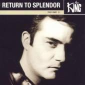 KING (JAMES BROWN)  - CD RETURN TO SPLENDOR
