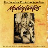 WATERS MUDDY  - CD COMPLETE PLANTATION RECOR