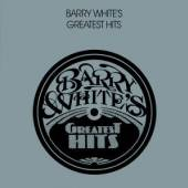 BARRY WHITE  - CD BARRY WHITE'S GREATEST HITS