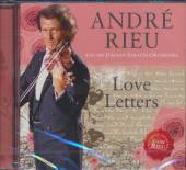 RIEU ANDRE  - CD LOVE LETTERS