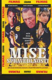 DVP Film DVP Film Mise spravedlnosti dvd (martial law)