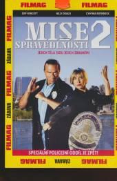 DVP Film DVP Film Mise spravedlnosti 2 dvd (martial law ii: undercover)