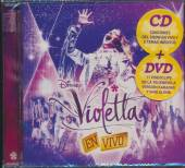 VIOLETTA  - 2xCD Violetta En Viv..
