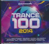 VARIOUS  - CD TRANCE 100 - 2014