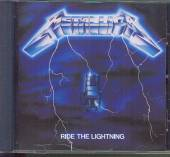 METALLICA  - CD RIDE THE LIGHTNING