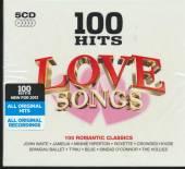 VARIOUS  - 5xCD 100 HITS - LOVE SONGS