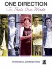 ONE DIRECTION  - DVD IN THEIR OWN WORDS