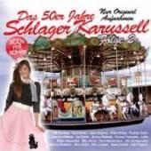 VARIOUS  - CD DAS 50ER JAHRE SCHLAGER KARUSS