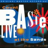 BASIE COUNT  - 2xVINYL LIVE AT THE SANDS.. -HQ- [VINYL]