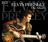 ELVIS PRESLEY  - CD+DVD THE ALBUM (2CD)