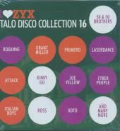 VARIOUS  - CD ZYX ITALO DISCO COLLECTION 16