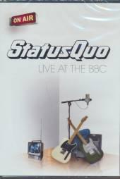 STATUS QUO  - DVD LIVE AT BBC