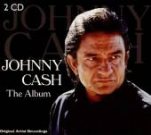 JOHNNY CASH  - CD+DVD THE ALBUM (2CD)