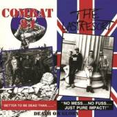 COMBAT 84/LAST RESORT  - VINYL DEATH OR GLORY [LTD] [VINYL]