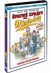 FILM  - DVD SPATNE ZPRAVY PRO MEDVEDY S.E. DVD