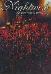 NIGHTWISH  - DVD FROM WISHES TO ETERNITY - LIVE