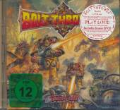 BOLT THROWER  - CD REALM OF CHAOS CD+DVD