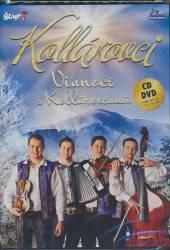 KOLLAROVCI  - 2xCD+DVD VIANOCE S KOLLAROVCAMI