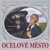 VARIOUS  - CD OCELOVE MESTO (JULES VERNE)