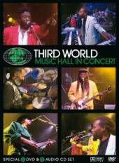 THIRD WORLD  - 2xDVD MUSIC HALL IN CONCERT