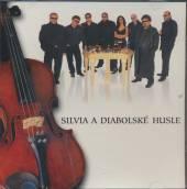 DIABOLSKE HUSLE A SILVIA  - CD SILVIA DIABOLSKE HUSLE