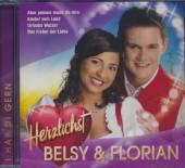 BELSY & FLORIAN  - CD HERZLICHST