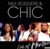 RODGERS NILE & CHIC  - 2xCD+DVD LIVE AT.. -CD+DVD-