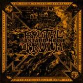 BRUTAL TRUTH / BASTARD NOISE  - CD THE AXIOM OF POST INHUMANITY
