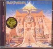 IRON MAIDEN  - CD POWERSLAVE