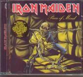 IRON MAIDEN  - CD PIECE OF MIND [R] -ENHANCED-