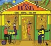 VARIOUS  - 2xCDG CAFE BRAZIL