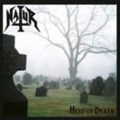 NATUR  - VINYL HEAD OF DEATH LP [VINYL]
