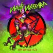 WHITE WIZZARD  - VINYL THE DEVIL'S CUT LP [VINYL]