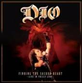 DIO  - CD FINDING THE SACRE..