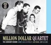 MILLION DOLLAR QUARTET  - 2xCD LEGENDARY SESSION