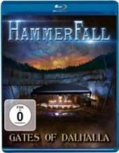 HAMMERFALL  - BRD GATES OF DALHALLA [BLURAY]