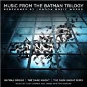 CD Soundtrack CD Soundtrack Music from the batman trilogy