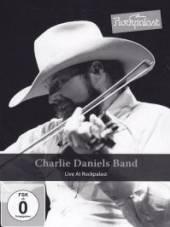 CHARLIE DANIELS BAND  - DVD LIVE AT ROCKPALAST