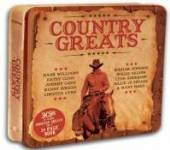 VARIOUS  - 3xCD COUNTRY GREATS