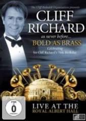 RICHARD CLIFF  - DVD BOLD AS BRASS - ..